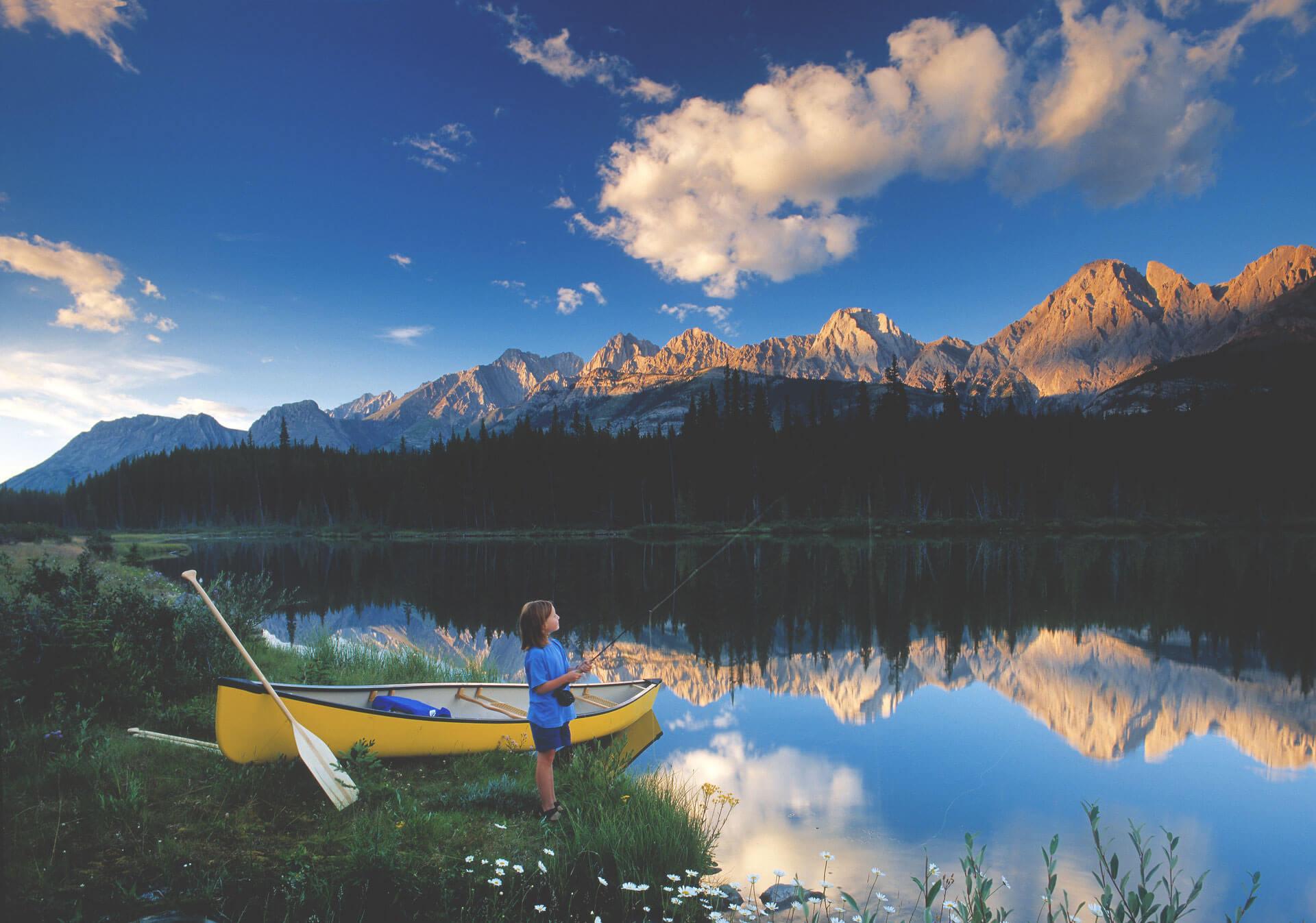 12 Campgrounds Rv Parks Close To Calgary Tourism Calgary
