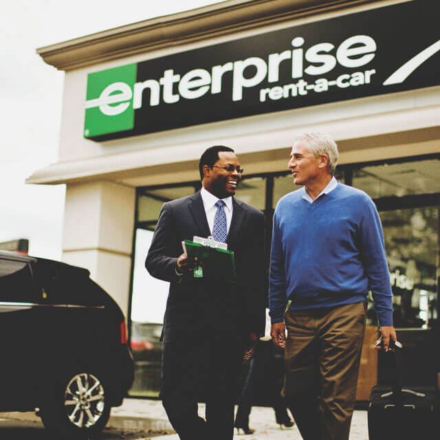 Enterprise Rent A Car Calgary International Airport