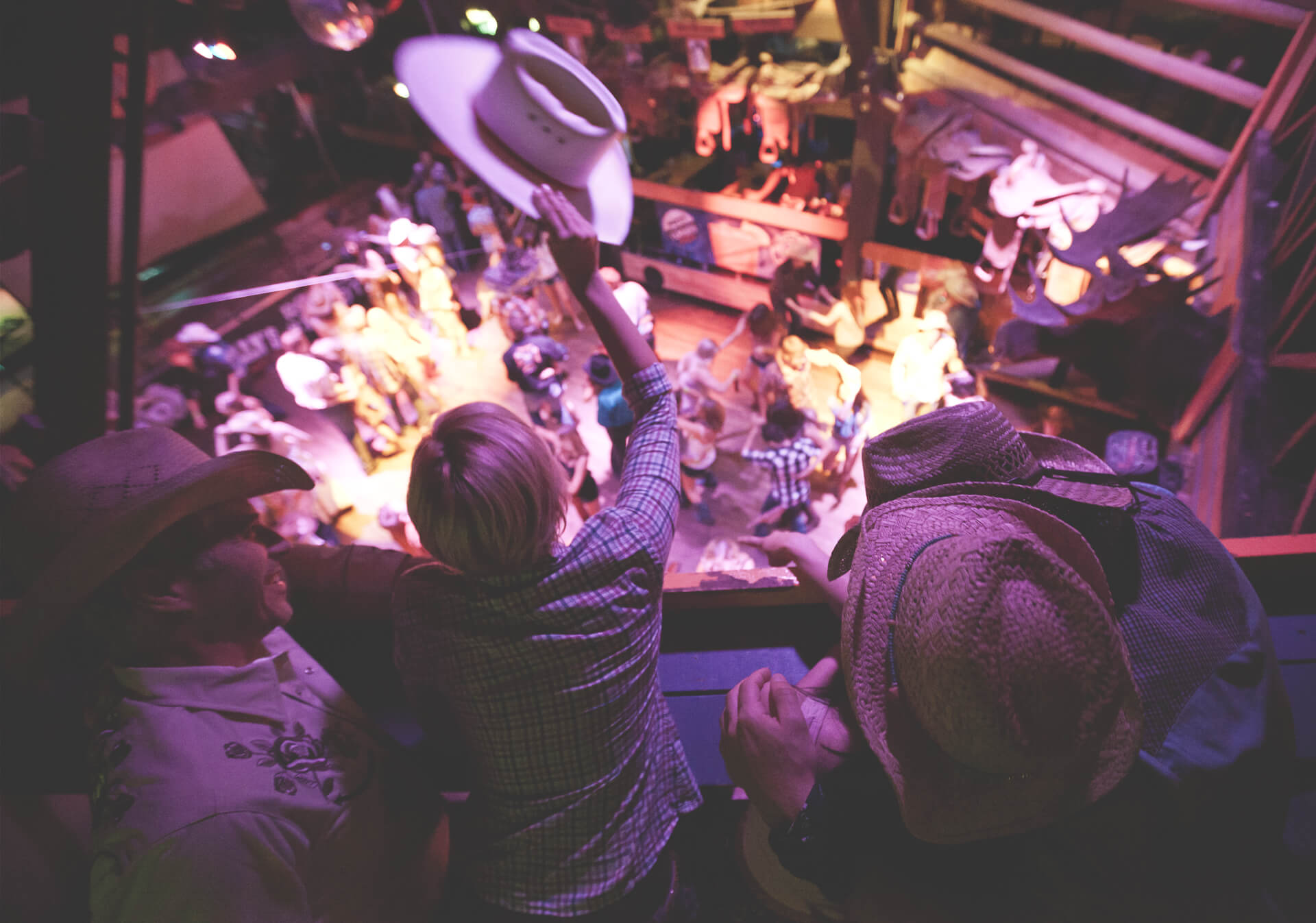 Go out on the town and get into the Calgary nightlife scene.