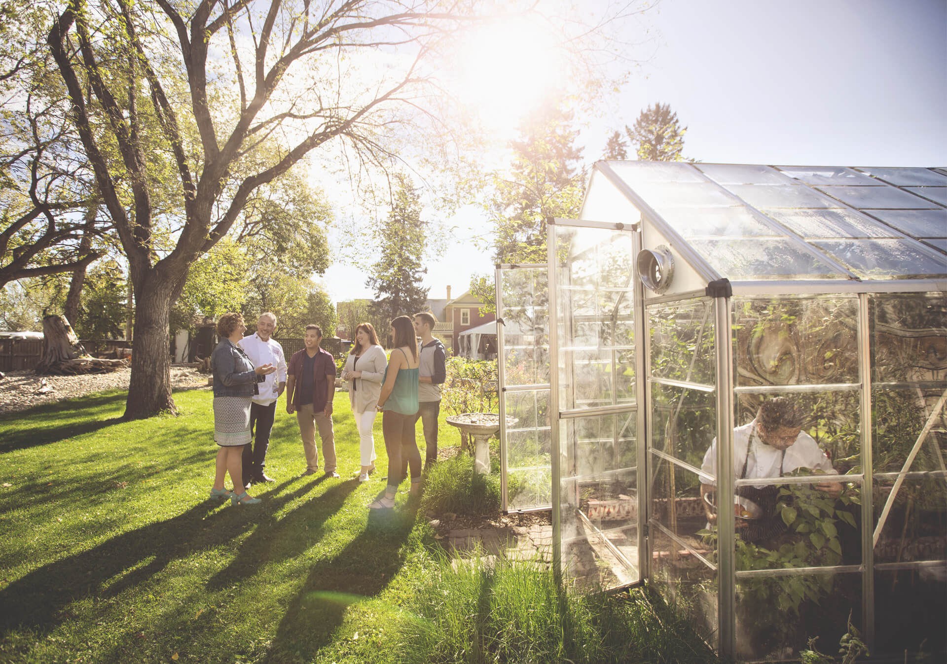 Meet the chefs and producers that bring farm to table with Calgary Food Tours