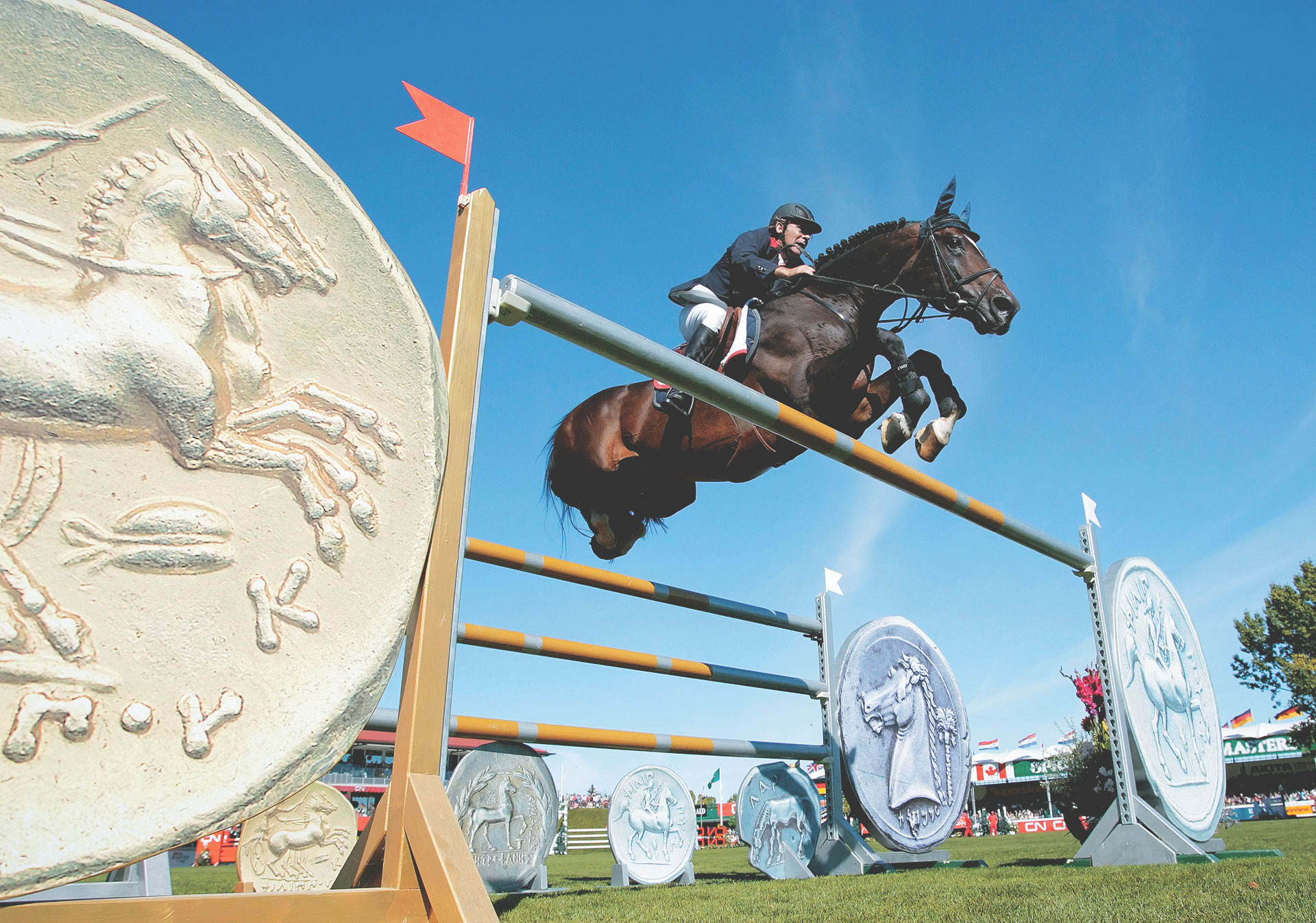 f3b09a6baac Spruce Meadows  National  show jumping competition - June 6-10