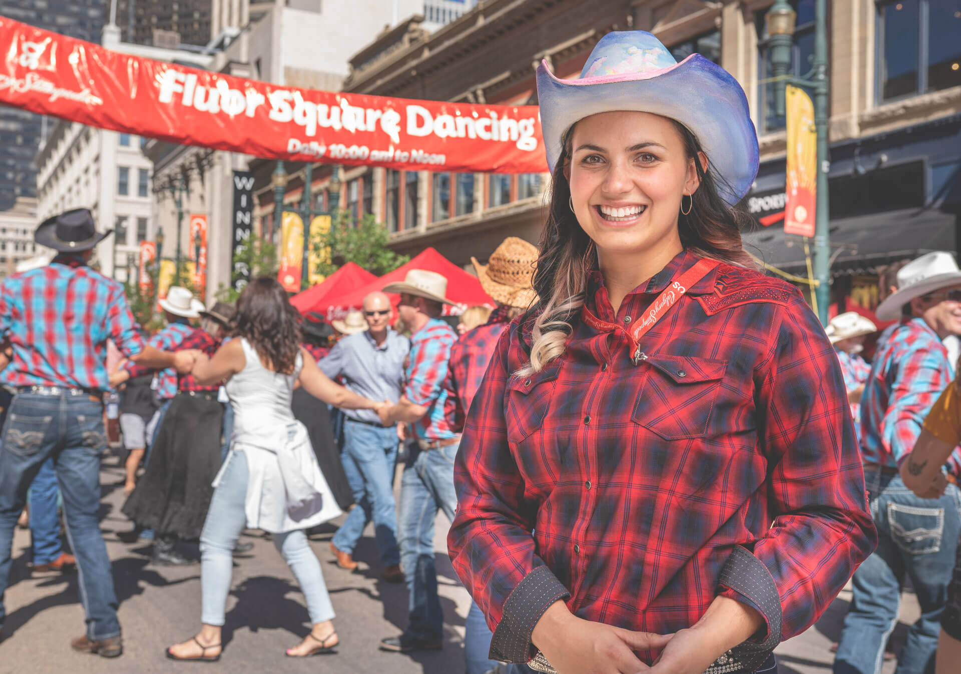 Community Spirit At The Calgary Stampede Tourism Calgary