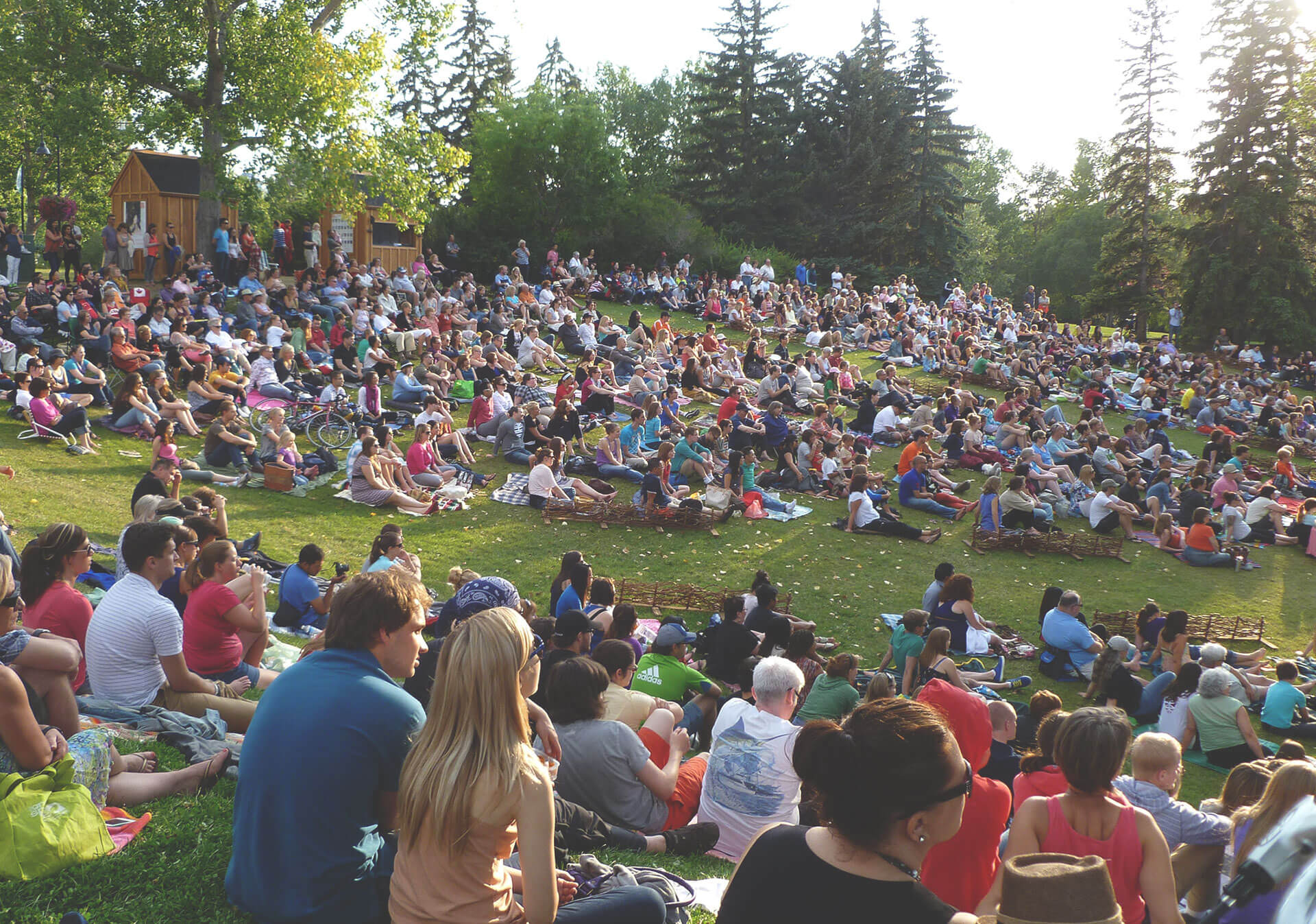 Shakespeare by the Bow, Prince's Island Park