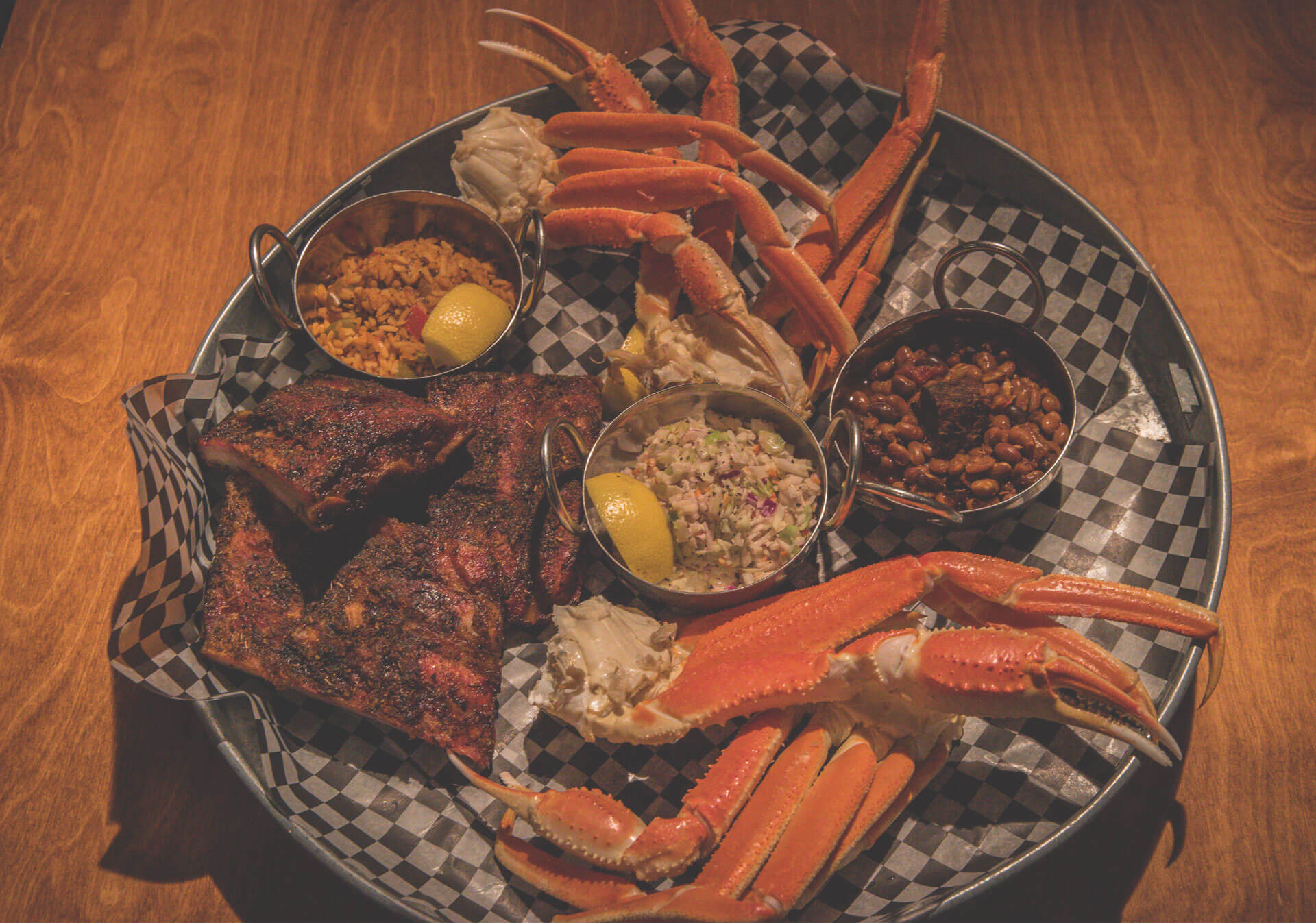 Booker's BBQ Grill & Crab Shack