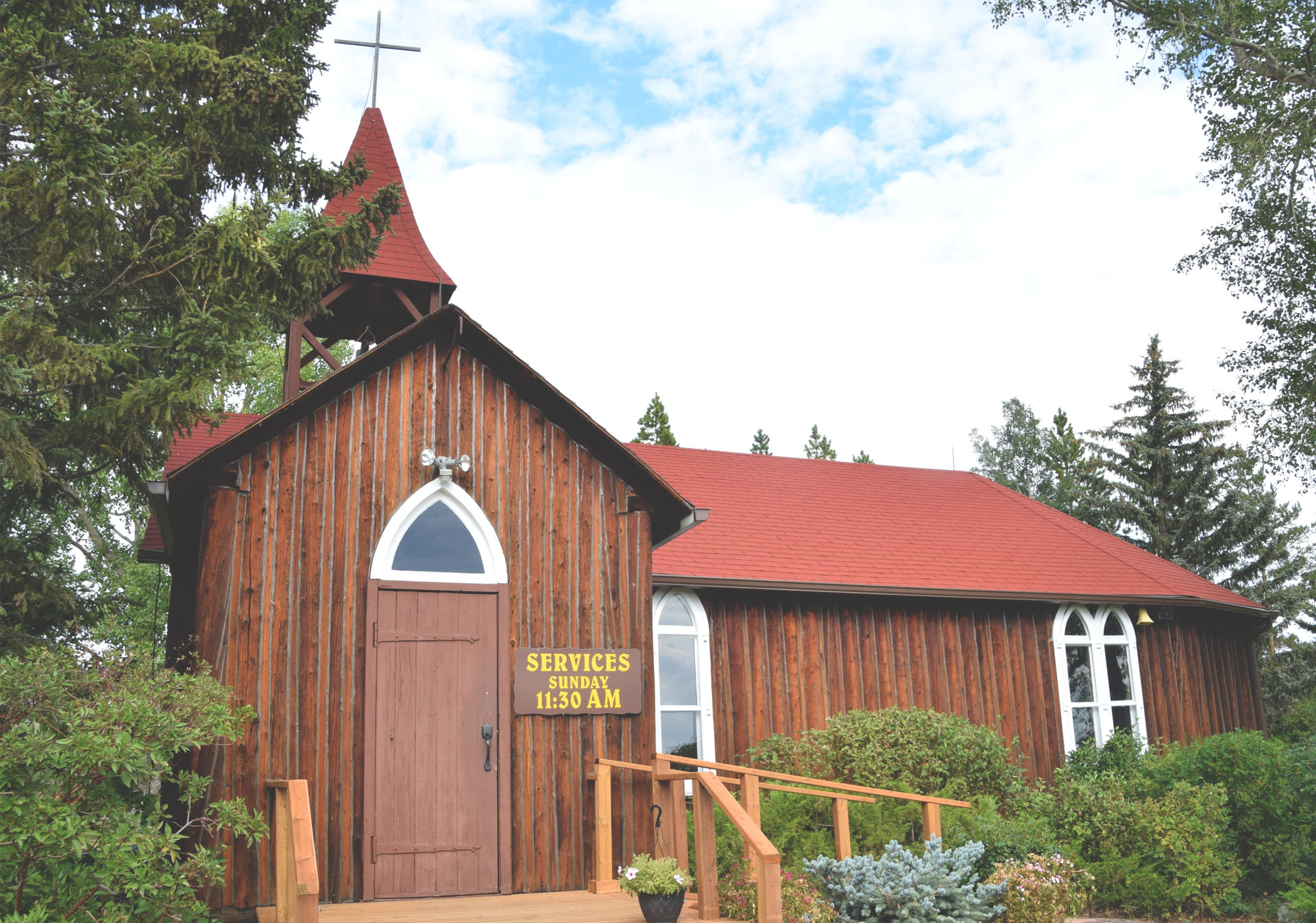 Millarville Anglican Church