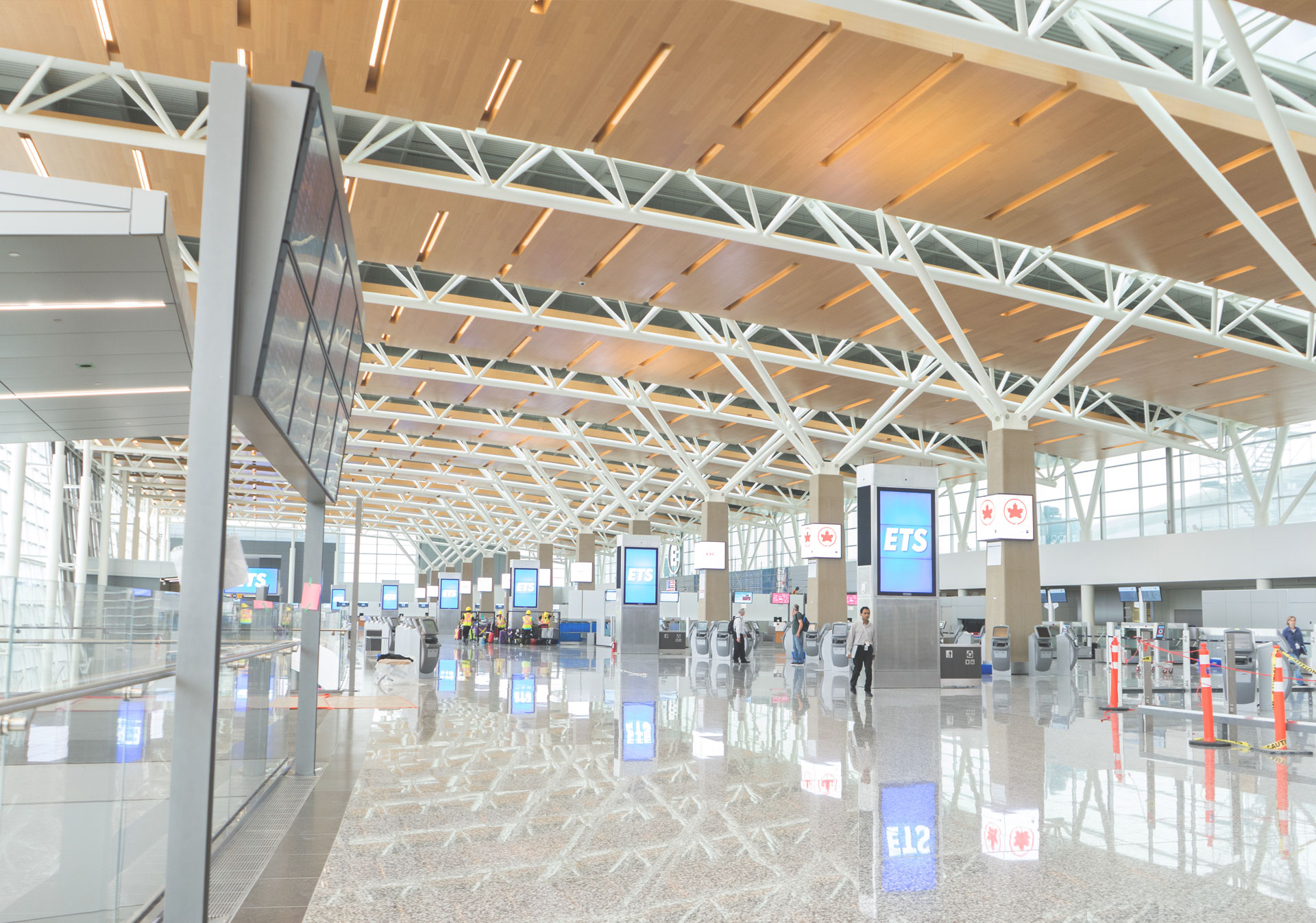 YYC Calgary International Airport (Photo credit: Travel Alberta/Mike Seehagel)