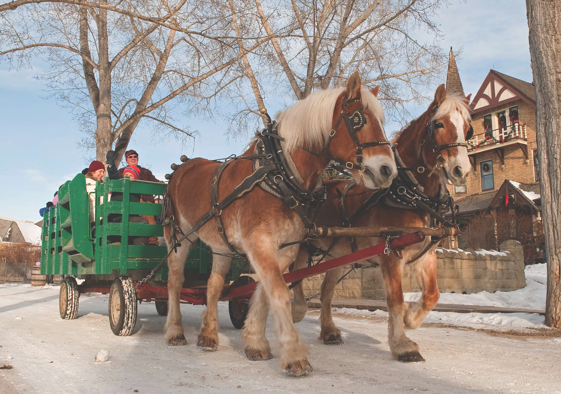 ​​​​​​​Once Upon a Christmas at Heritage Park