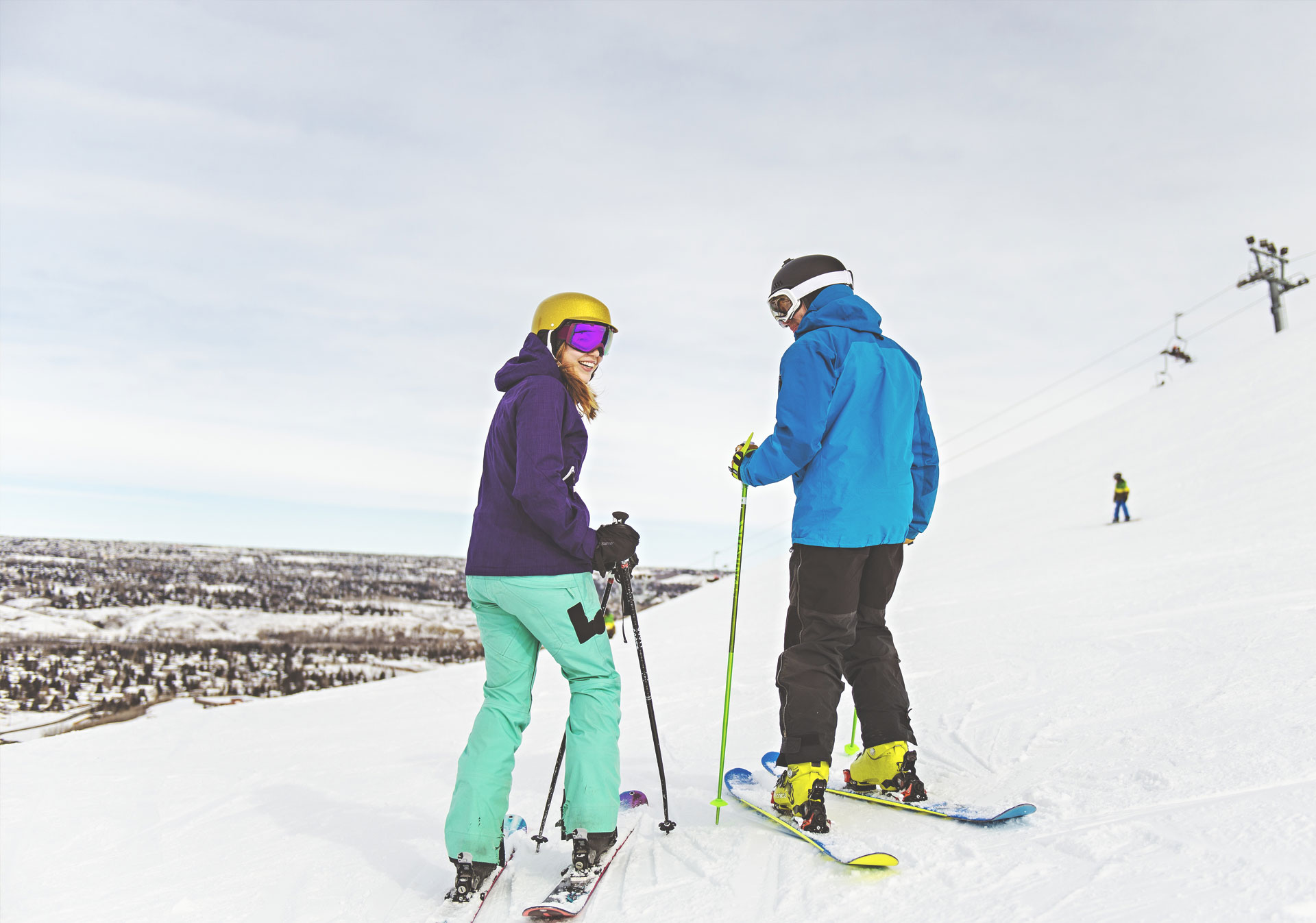 Try Skiing Or Snowboarding At Winsport In Calgary Photo Credit Travel Alberta A V Wakefield
