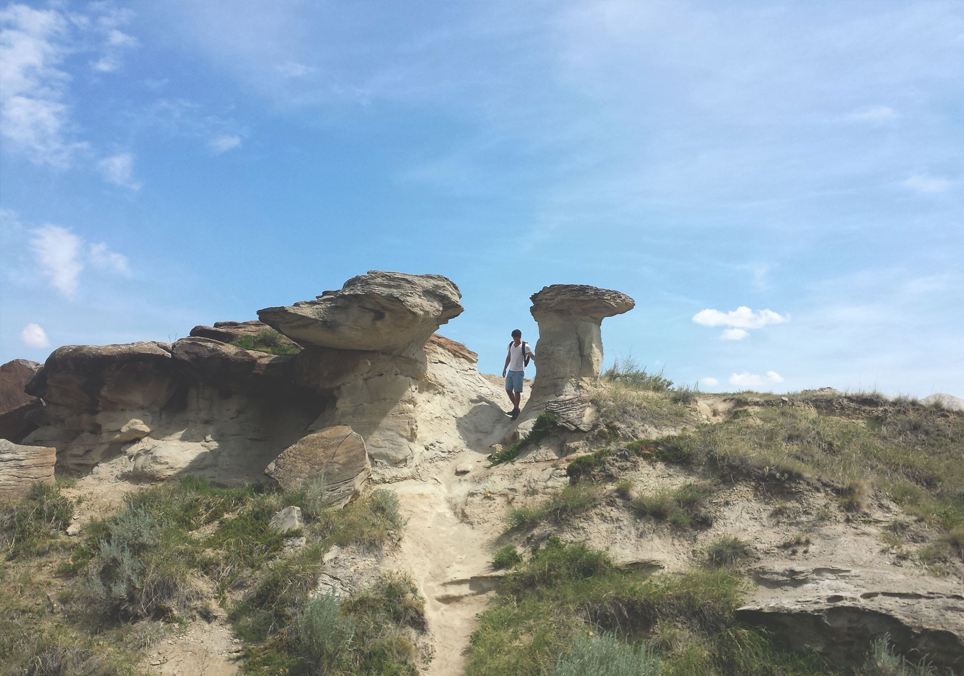 Tour Drumheller (Photo credit: Nate @natesvscrocodile).