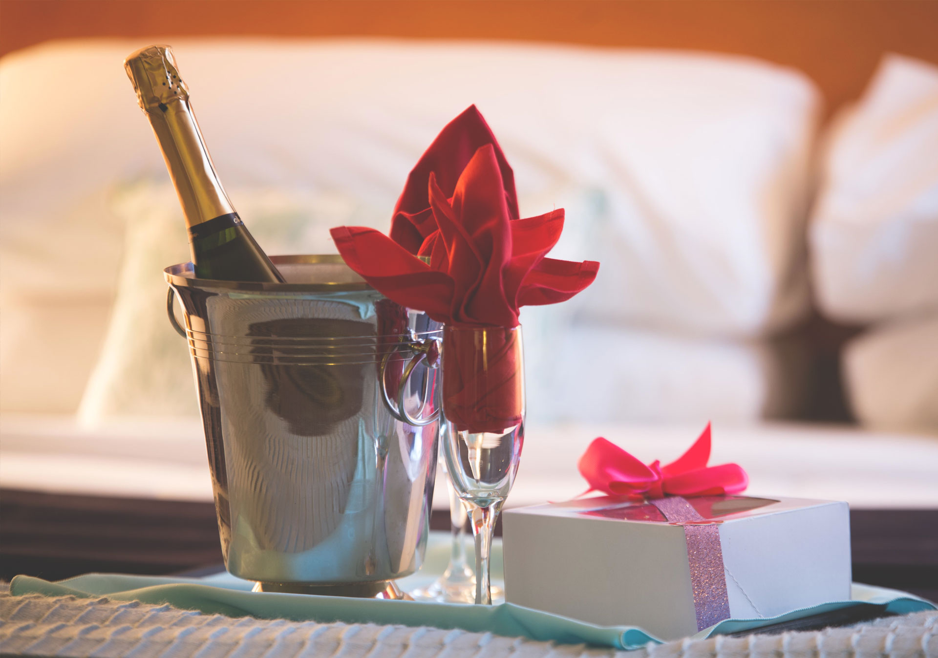 Make a romantic escape to the Executive Royal Hotel.