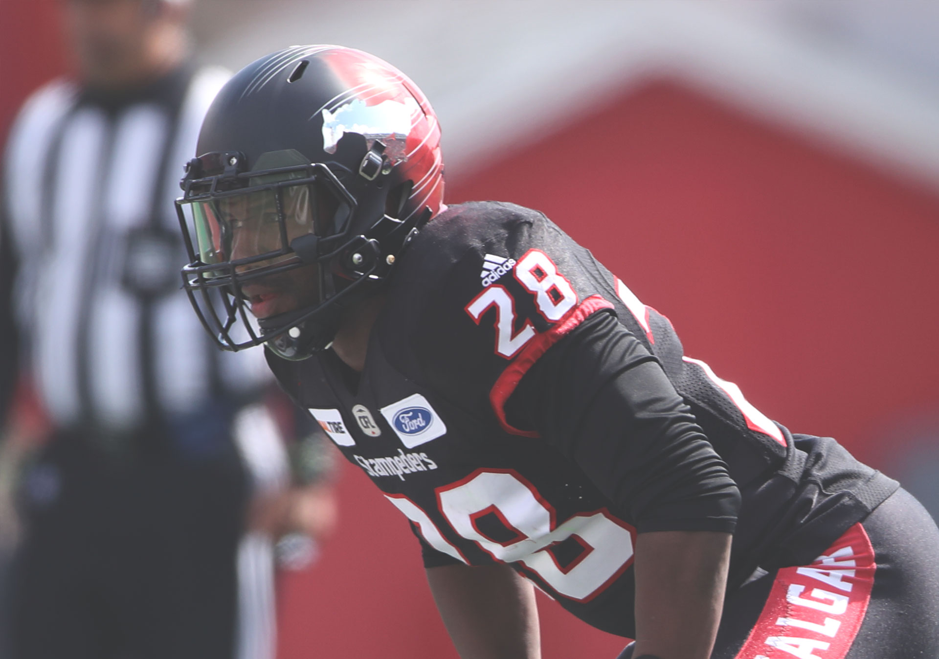 Get to know the Calgary Stampeders players before kickoff.
