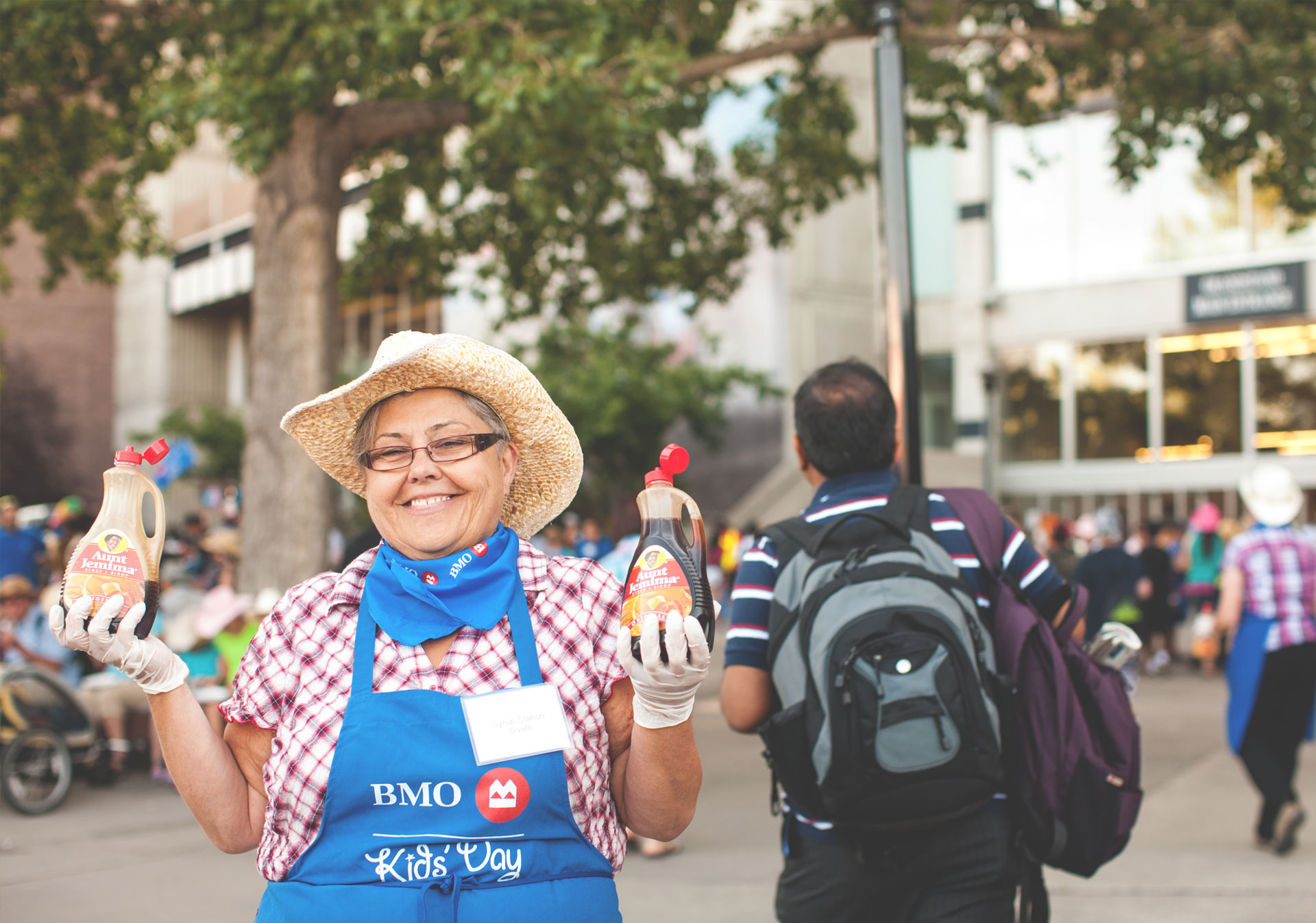BMO Kids' Day is just one day to save money at the Calgary Stampede.
