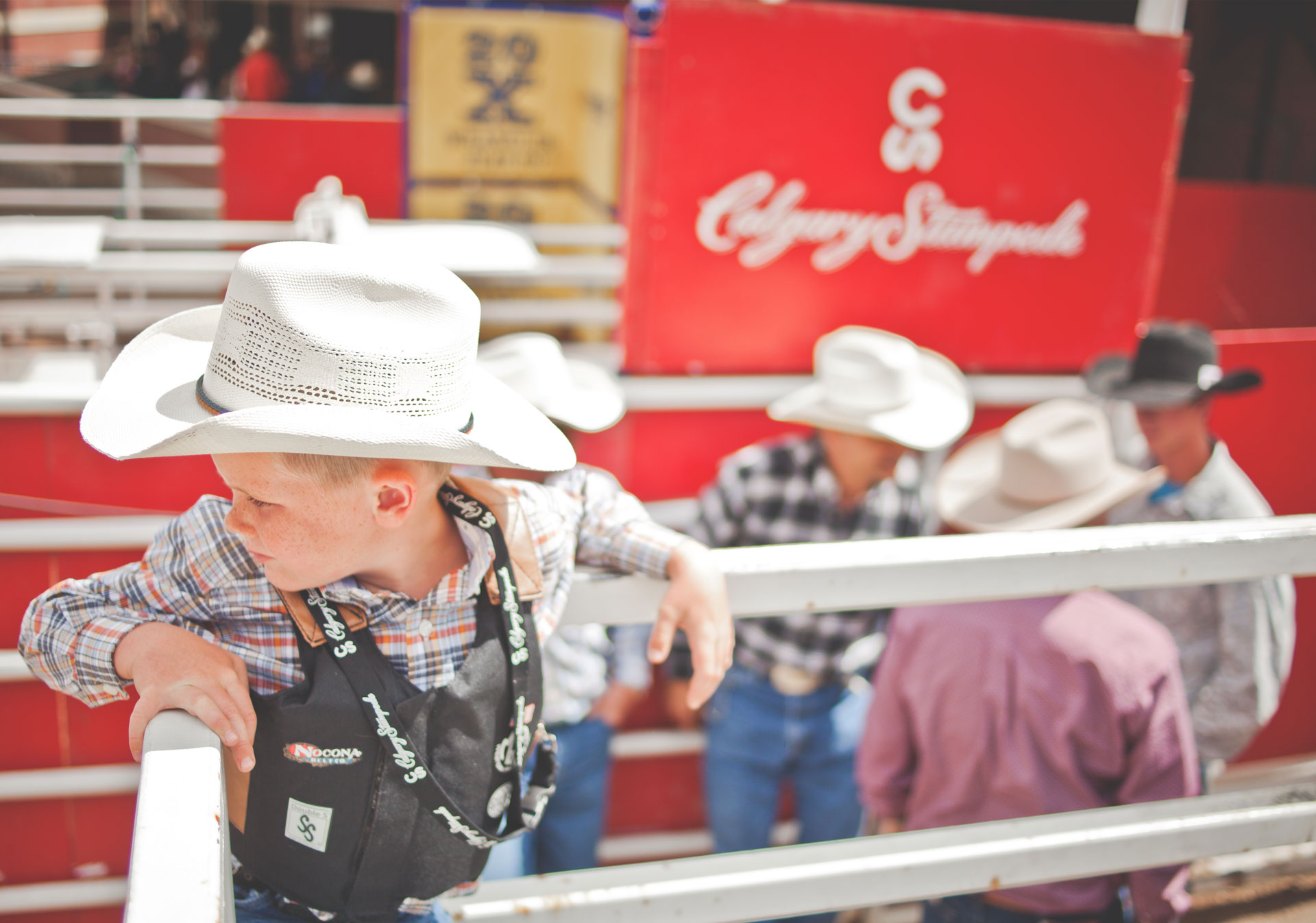 Stampede like a pro with these tips and tricks.