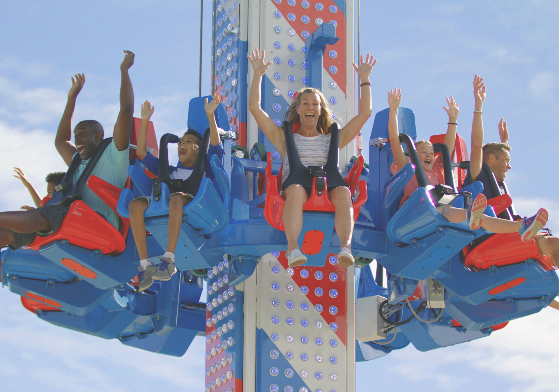 Enjoy Grand Opening Weekend at Calaway Park.