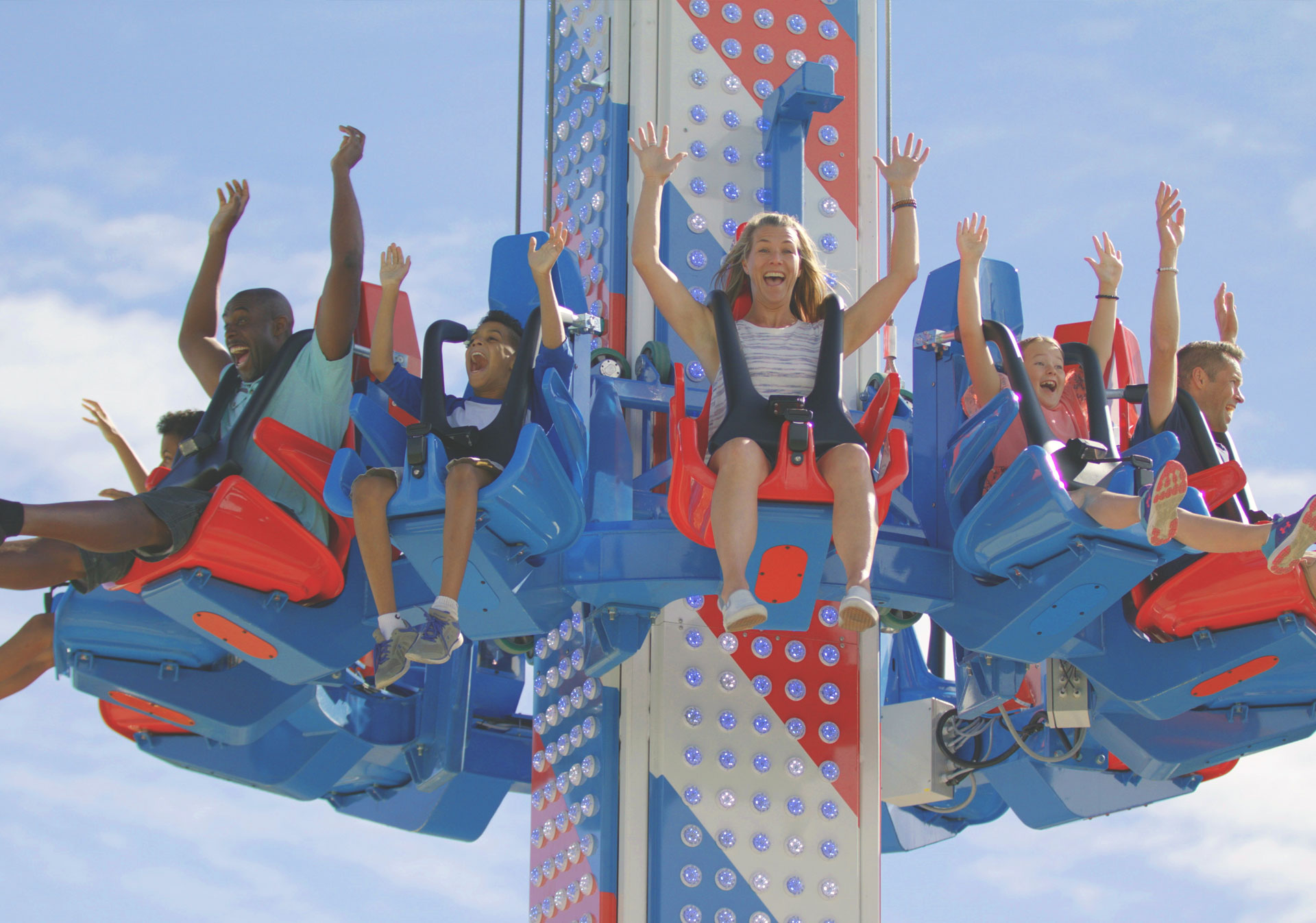 Spend the afternoon at Calaway Park and take a ride on the Sky Wynder.