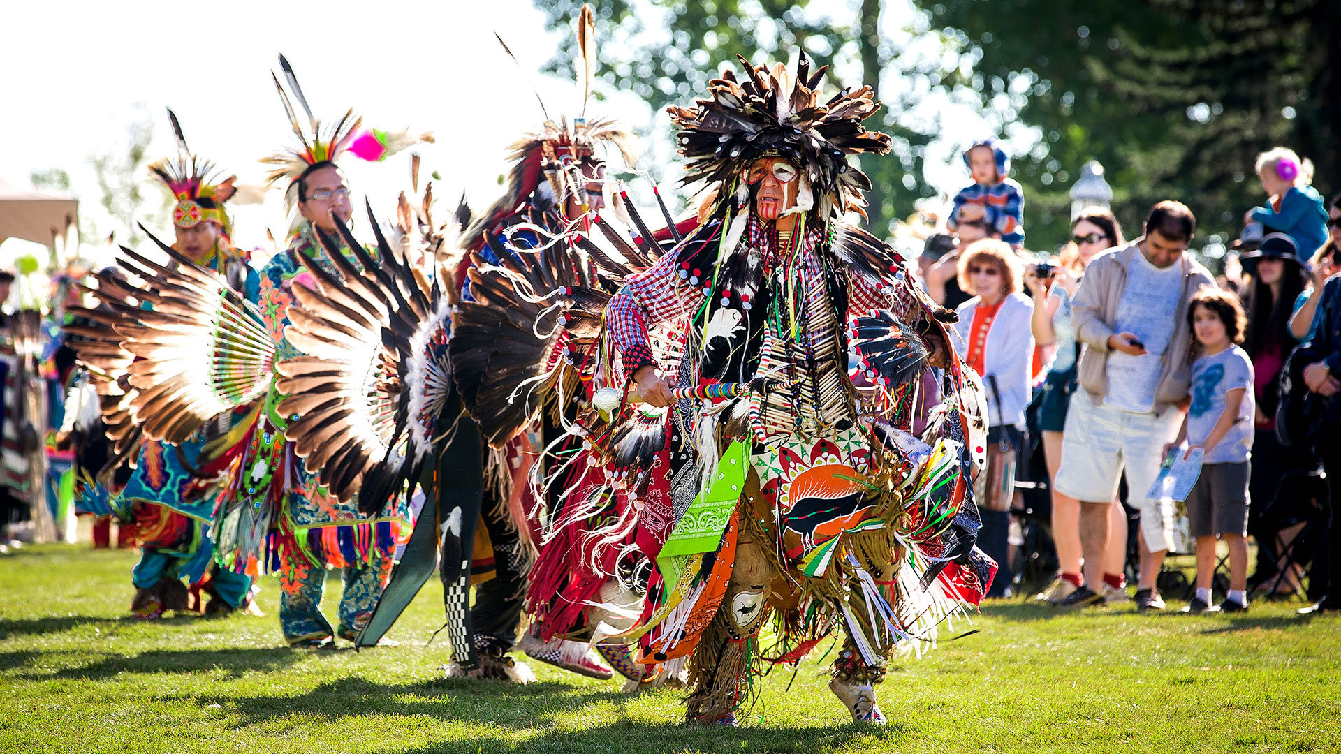 Calgary First Nations Powwow
