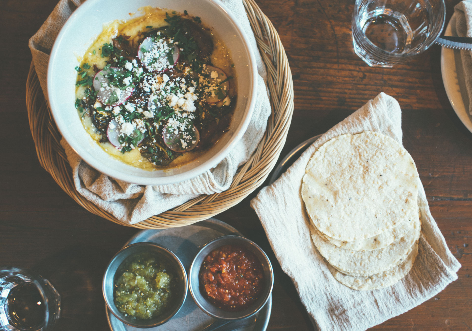 Dinner at Native Tongues Taqueria
