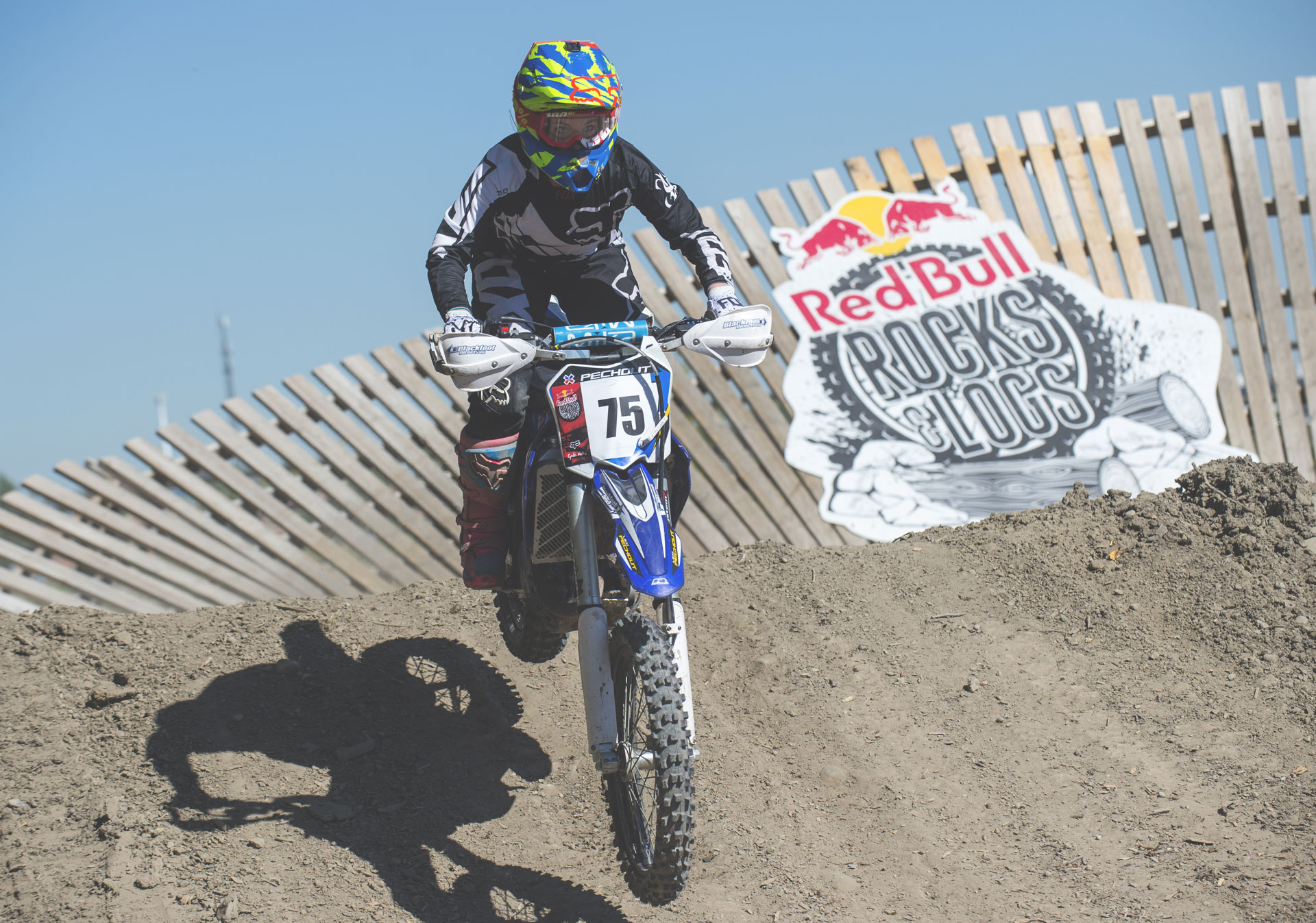 Local competitors take to the course at Red Bull Outliers.