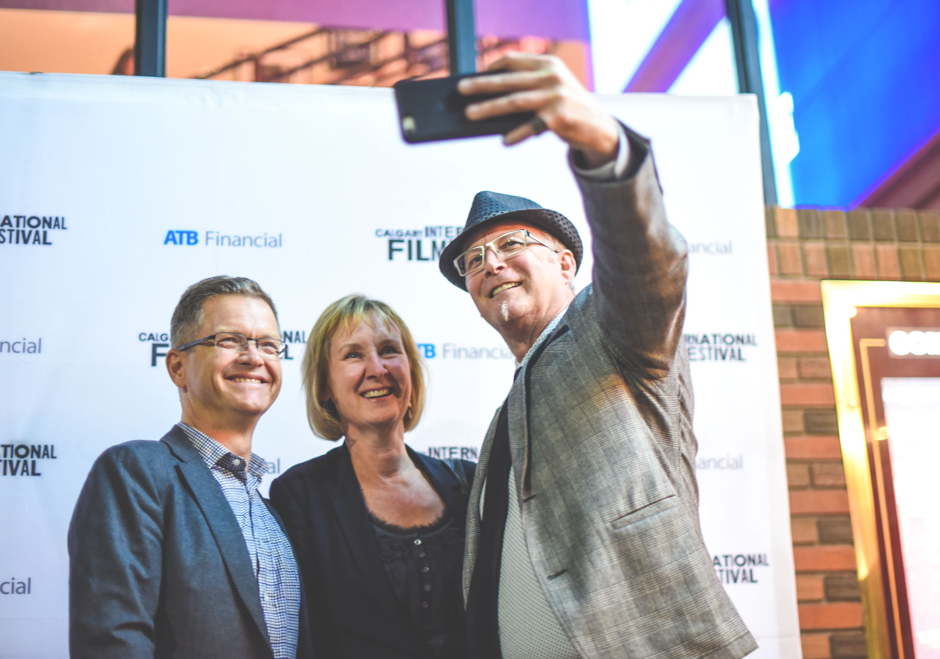 Watch over 100 films and meet emerging filmmakers at the Calgary International Film Festival.