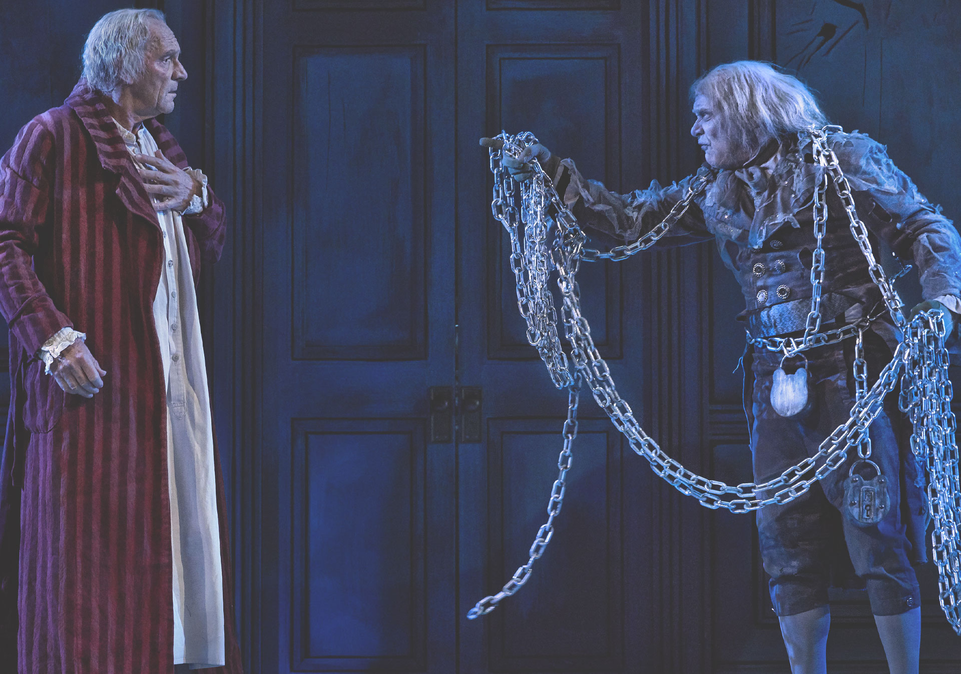 'A Christmas Carol' is a Calgary tradition.