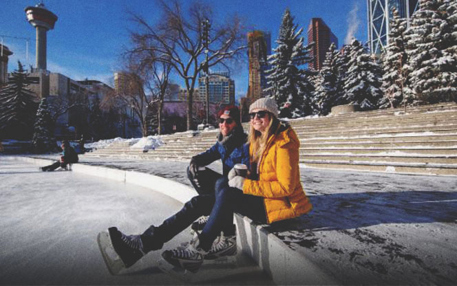 48 Hours in Calgary: Winter