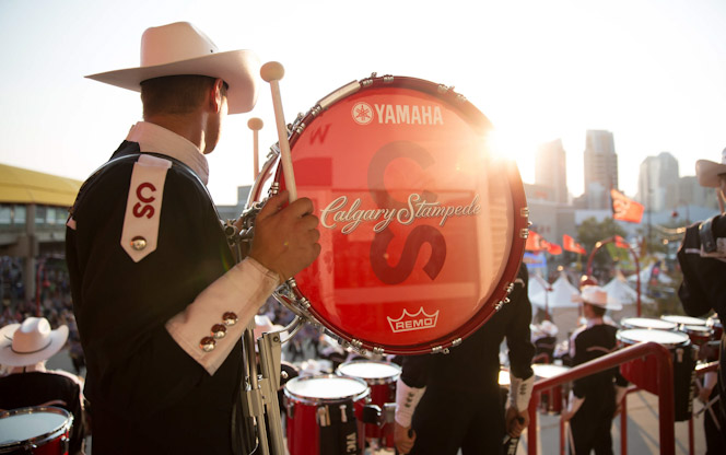 How to Celebrate Stampede 2020