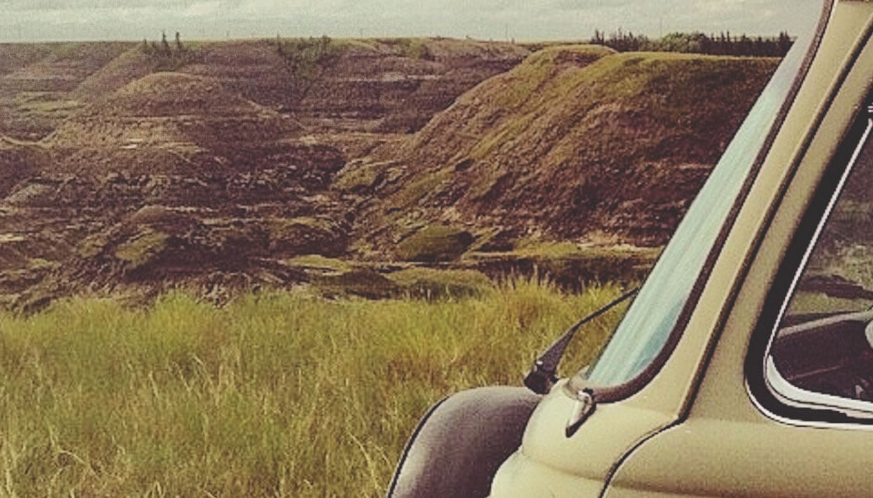 Canadian badlands