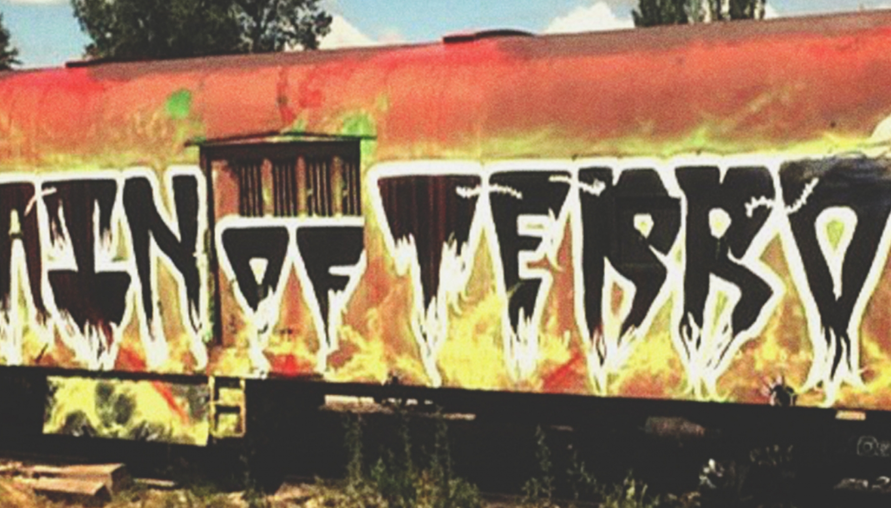 Train of Terror Aspen Crossing