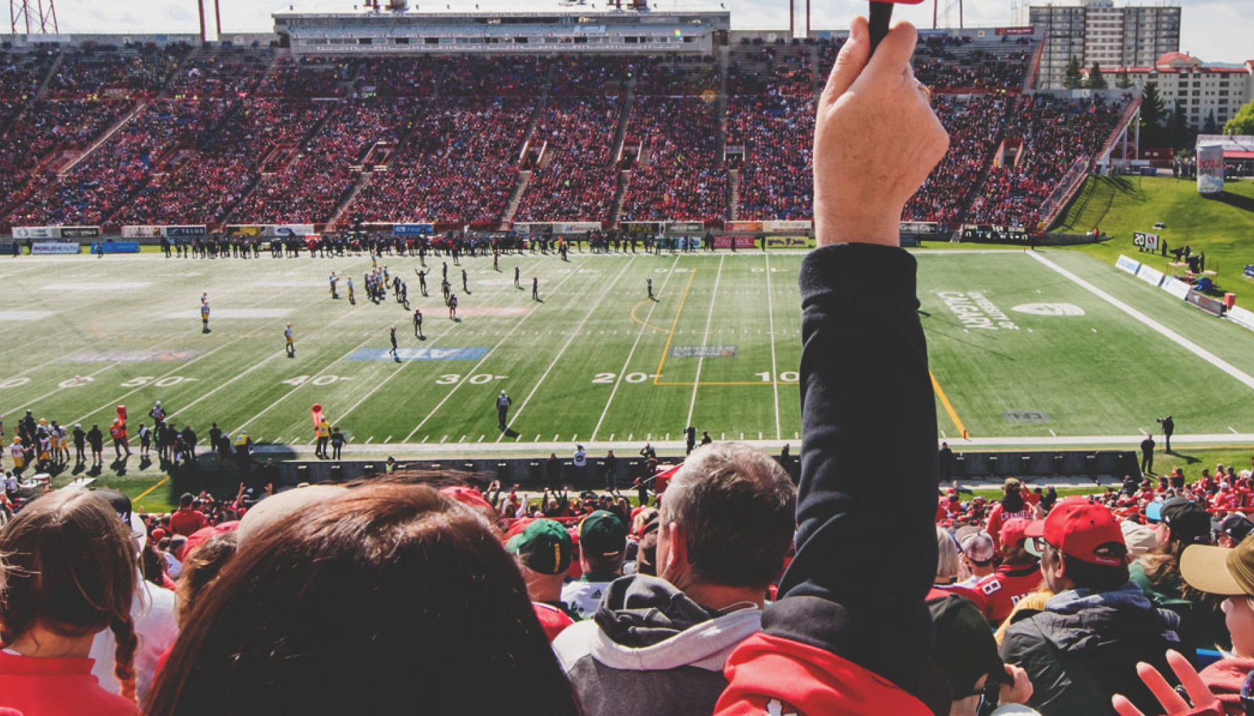 The Calgary Stampeders Game Day Guide