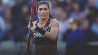 The Calgary Track Takeover features world class athletes like Anicka Newell