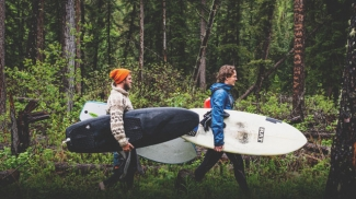 River Surfing Slam festival Calgary and Kananaskis