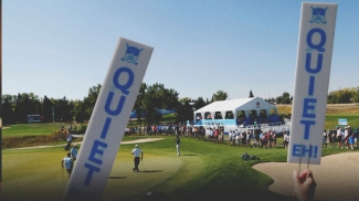 Fairways and Greens at the Shaw Charity Classic in Calgary