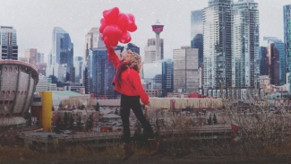 Celebrate #LoveYYC in Calgary on November 3 (photo: Ana Shahnovich)