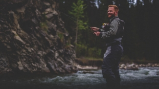 Discover why Calgary is a fly fisherman's paradise with local fly-fishing guide Brandon Healey.